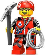 Mountain Climber Minifigure