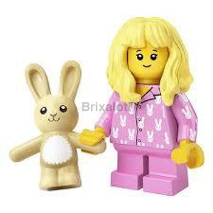 Pajama Girl Minifigure