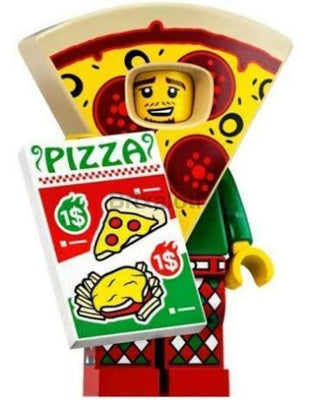 Pizza Costume Guy Minifigure