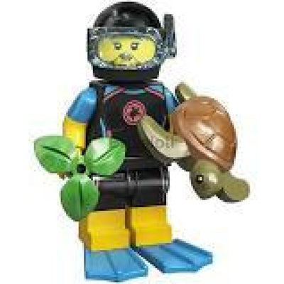 Sea Rescuer Minifigure