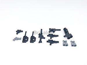 Soldier Pack Minifig Accessories