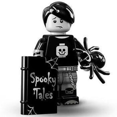 Spooky Boy Minifigure