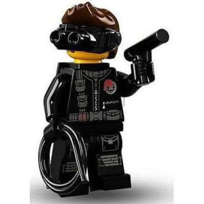 Spy Minifigure
