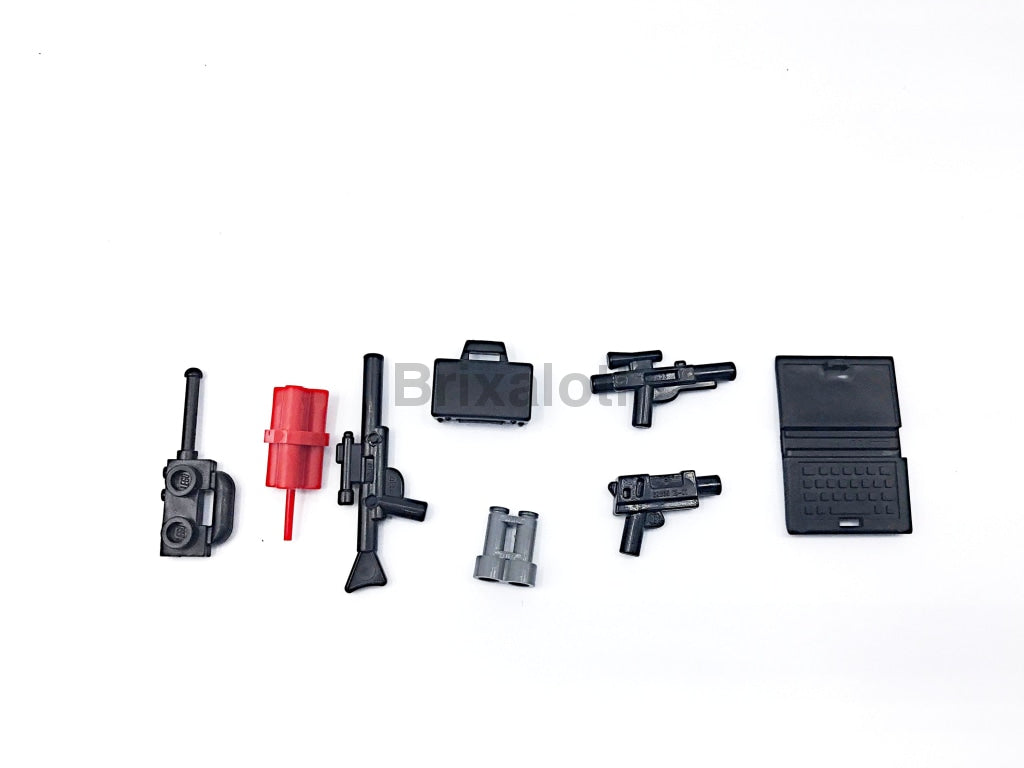 Spy Pack Minifig Accessories