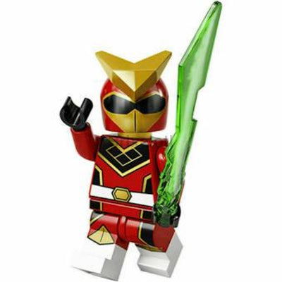 Super Warrior Minifigure