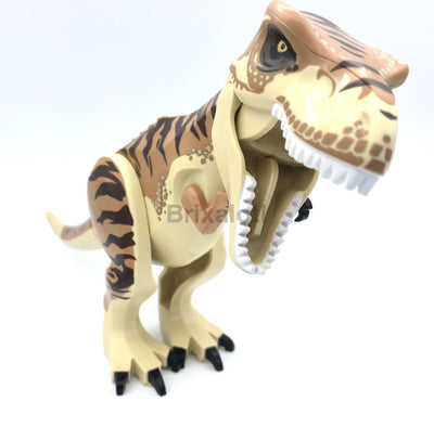 Tyrannosaurus Rex (T-Rex) - Light Tan Animal