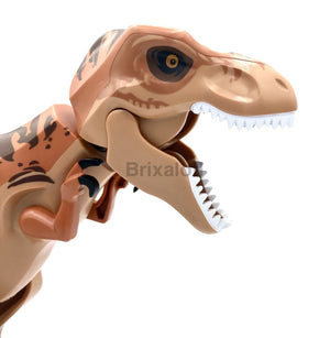 Tyrannosaurus Rex (T-Rex) - Medium Tan Animal
