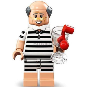Vacation Alfred Minifigure