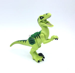 Velociraptor - Green Animal