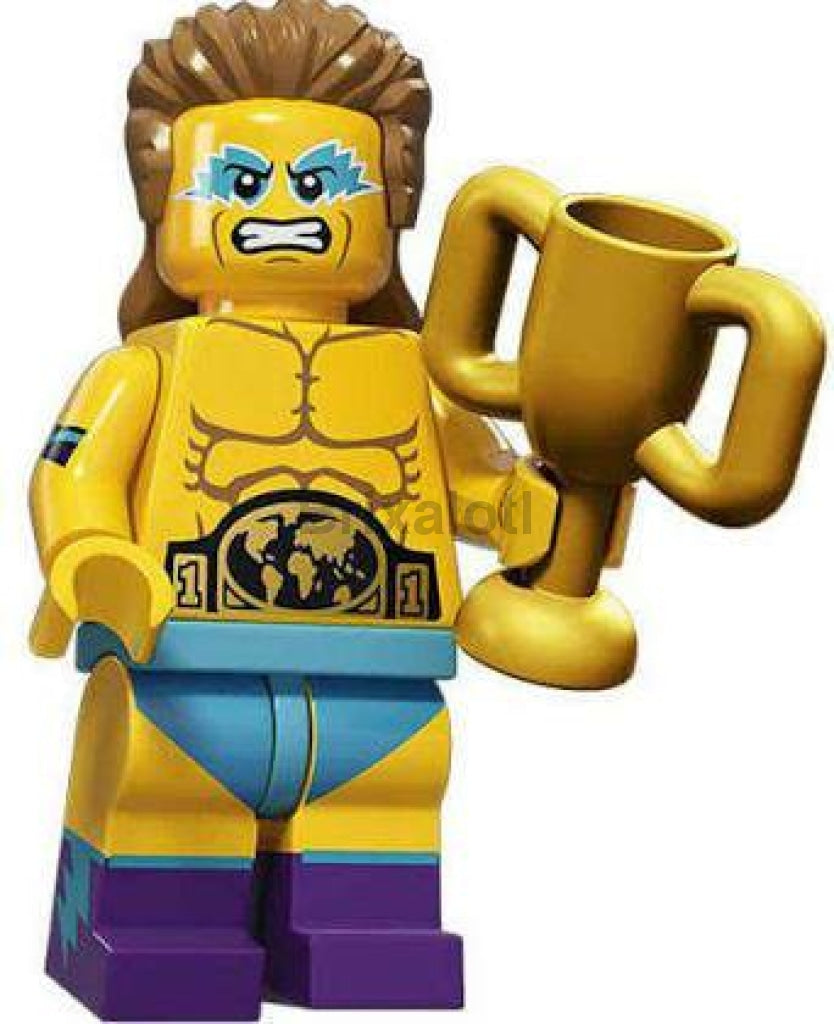 Wrestling Champion Minifigure