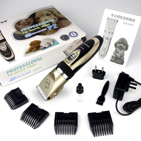 Professional Hair Trimmer Set