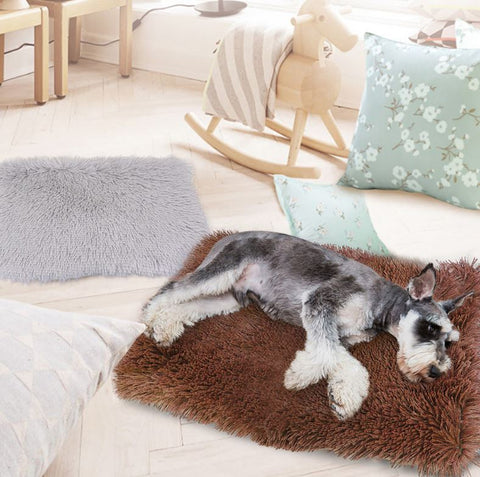 Soft Fleece Pet Bed