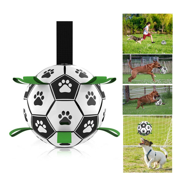 Dog Soccer/Football Ball Toy