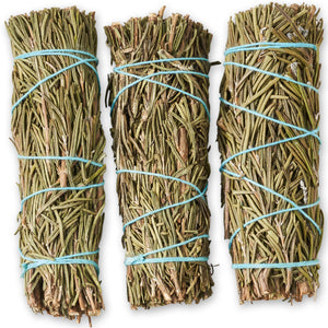 Rosemary Sage Bundles 4-Inch (3 Pack)