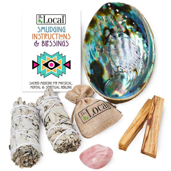 Perfect Unity Chakra Smudging Kit