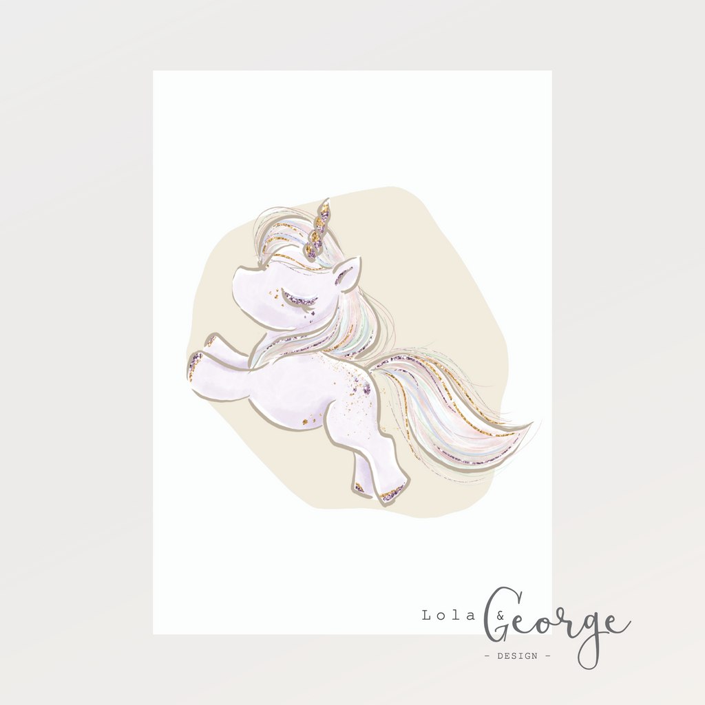 Unicorn Pack Set - Lola & George