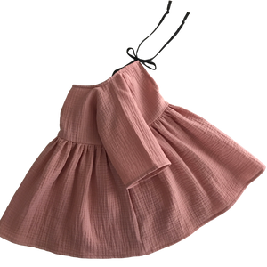liilu dress - rose