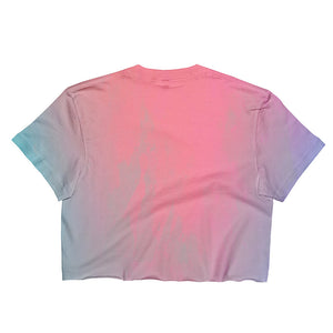 Ladies Crop Top - Drift Queen