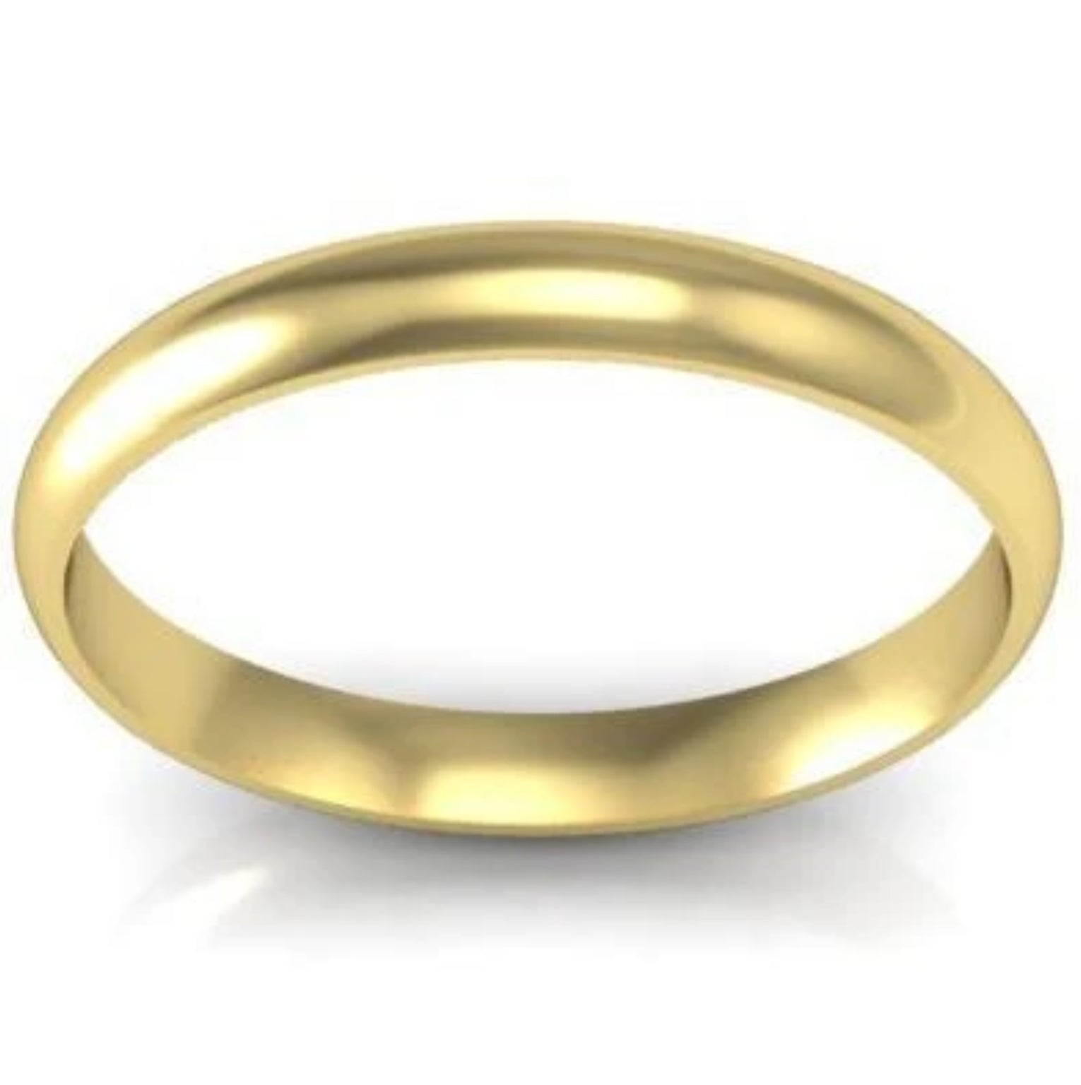 Types of Yellow Gold Wedding Rings for Women