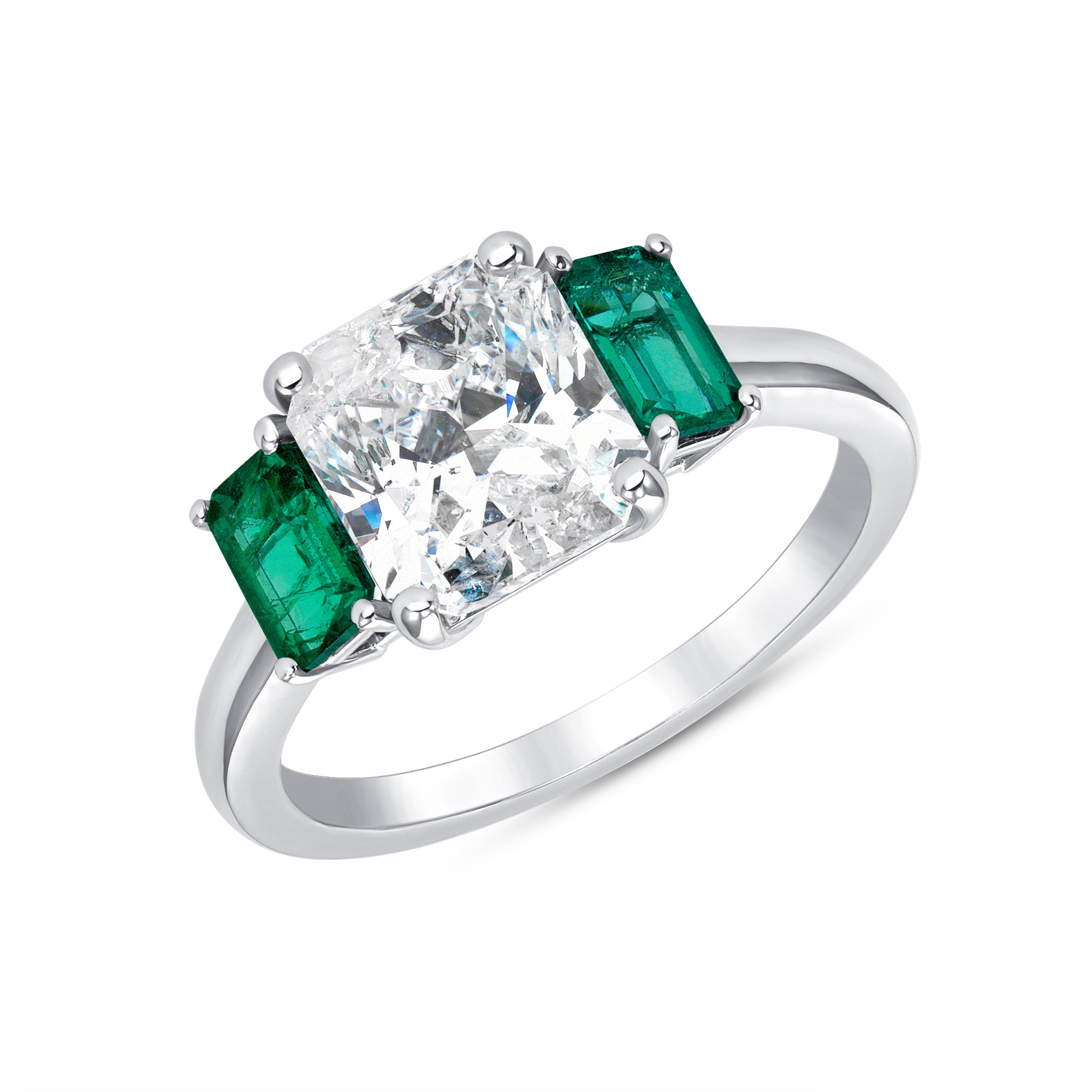 New Emerald Jewelry from deBebians