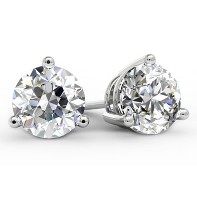 1-carat-diamond-stud-earrings