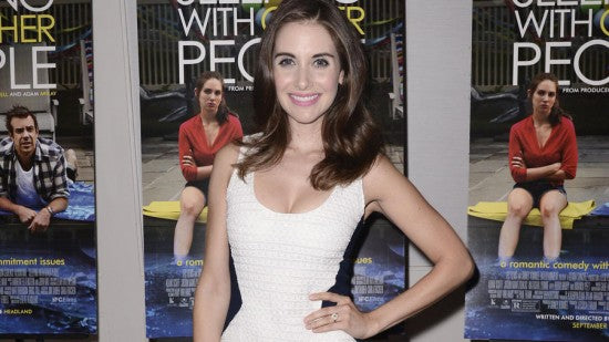 Alison Brie Engaged