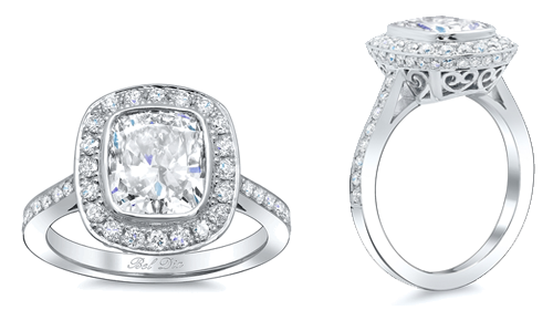 Antique Inspired Engagement Ring Designs