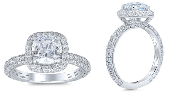 Blake Lively Inspired Engagement Rings
