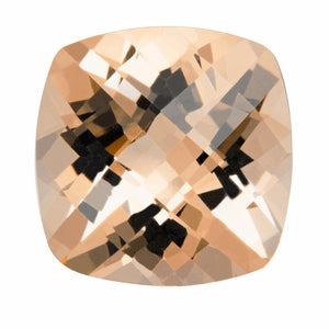 Cushion Morganite