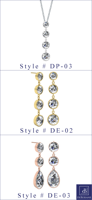 Diamond Dangling Jewelry