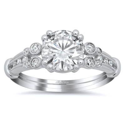 Affordable Antique Engagement Rings