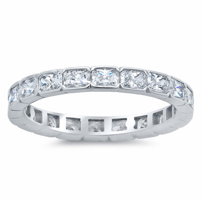 Diamond Eternity Rings Unique