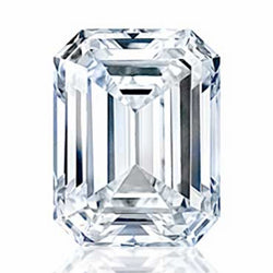Emerald Cut Forever One