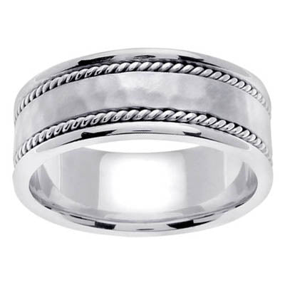 Handmade Wedding Bands for Men