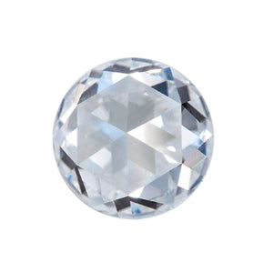Harro Gem Custom Single Rose Moissanite