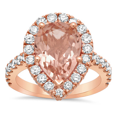 Alternative Gemstone Engagement Rings