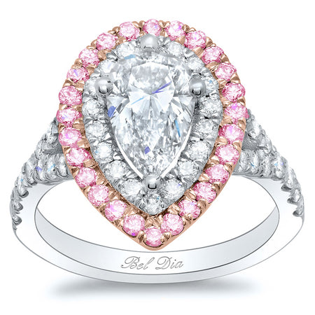 pink-sapphire-two-tone-pear-double-halo-engagement-ring-for-diamond