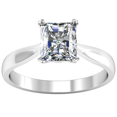 Forever Brilliant Solitaire Engagement Rings