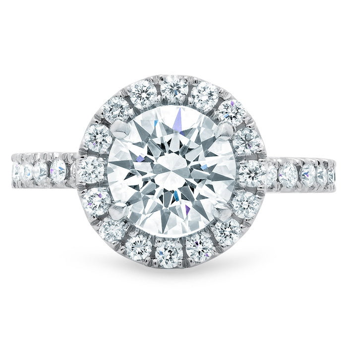 Reasons to choose a halo engagement ring
