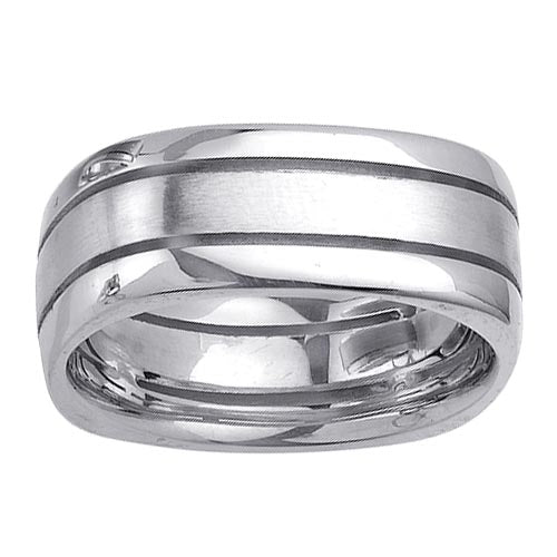 unique men's wedding bands