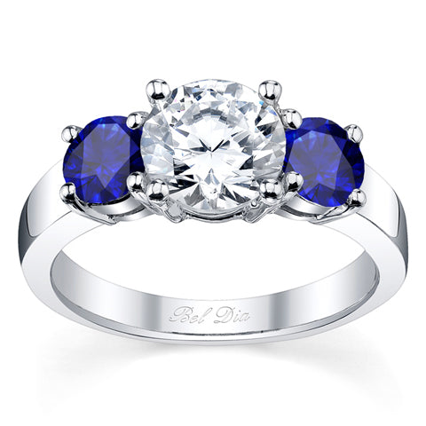 three-stone-engagement-ring-with-sapphires
