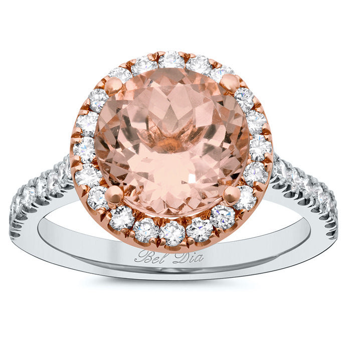 two-tone-halo-setting-for-round-morganite