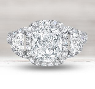 Bel Dia Brand Expensive Engagement Rings