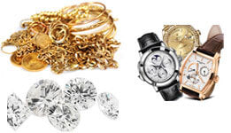 Gold, Diamonds and Watches