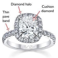 cushion-cut-halo-engagement-ring-anatomy