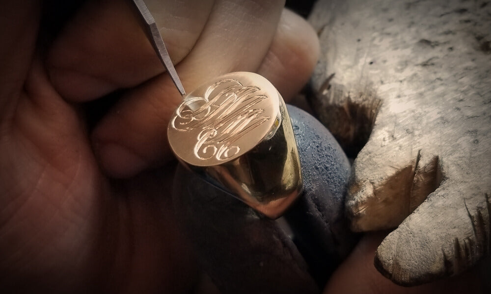 How to create a custom signet ring