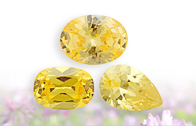 GIA Certified Canary & Fancy Colored Diamonds