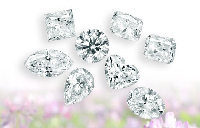 Loose GIA Certified Diamonds