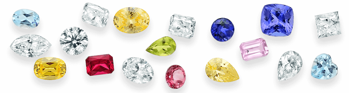 Loose GIA Certified Diamonds and Gemstone