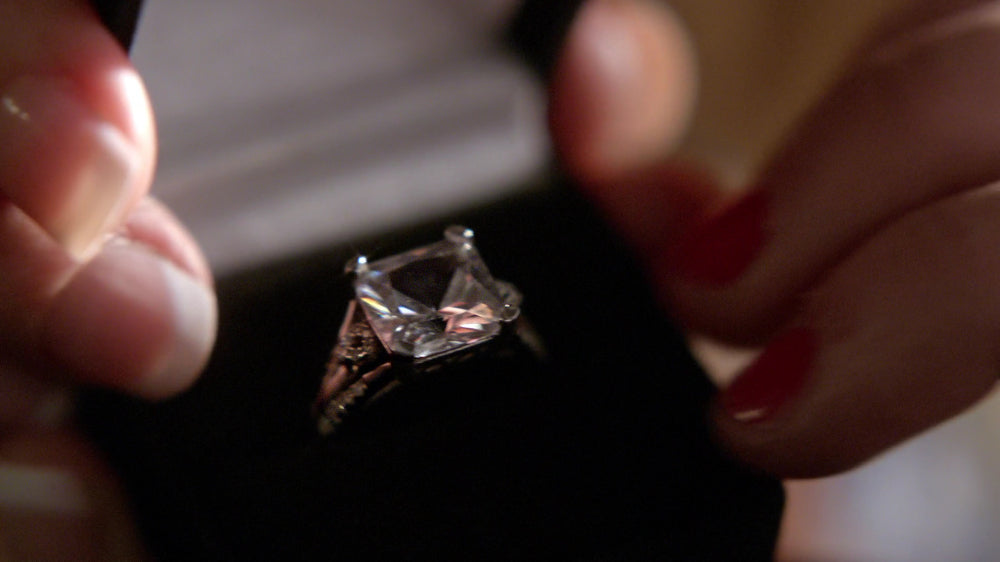 Olicity Engagement Ring from CW/DC/Warner Bros' Arrow